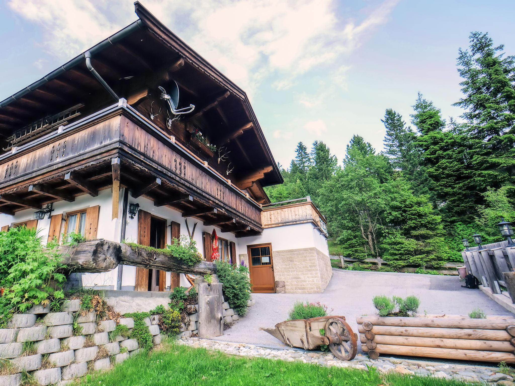 Ski-& Wanderhütte Thaler